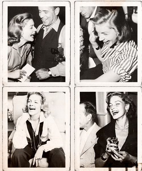 How Do You Put Quotes On Pictures: Bogie And Bacall Quotes. QuotesGram