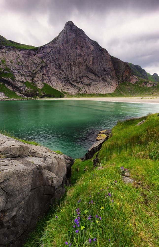 http://www.greeneratravel.com/ Trip Deals - Bunes beach, Lofoten, Norway