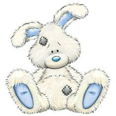 blossom the rabbit blue nose friends - Google Search