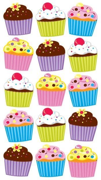 Sticko Cupcakes