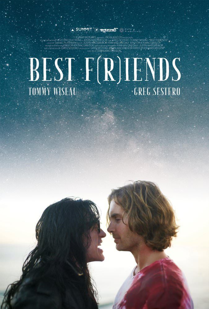First Poster for Comedy-Thriller 'Best F(r)iends' - Starring Tommy Wiseau Greg Sestero and Paul Scheer