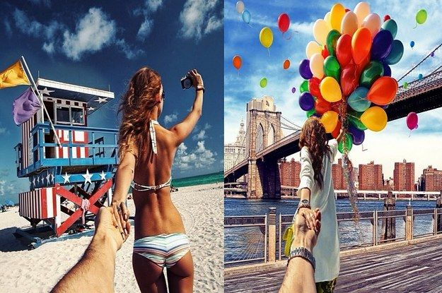 Girlfriend gallery pics Girlfriend gallery...Photographer portrays around the world with his girlfriend http://youtu.be/fi02BV-71iw