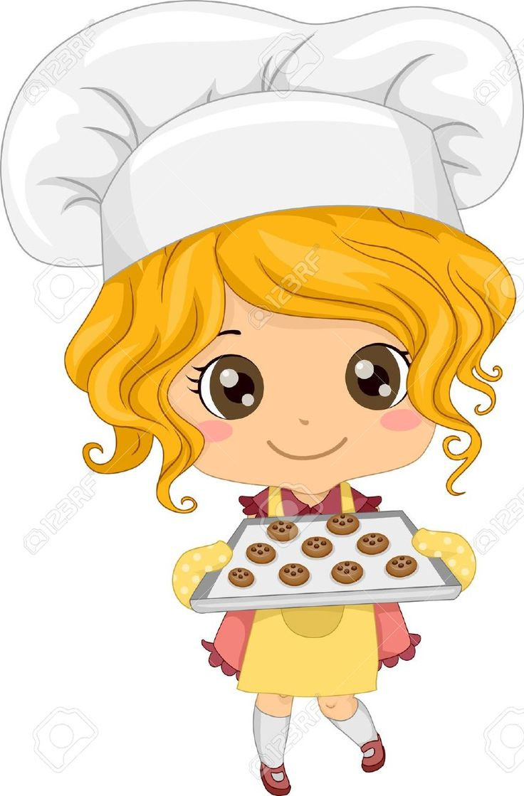 Birthday Cake Curly Clipart