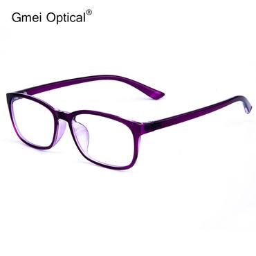 29402b770ad Gmei Optical Ultralight Square Small Face Glasses Frame TR90 Men and Women  Brand Designer Presbyopic Optical