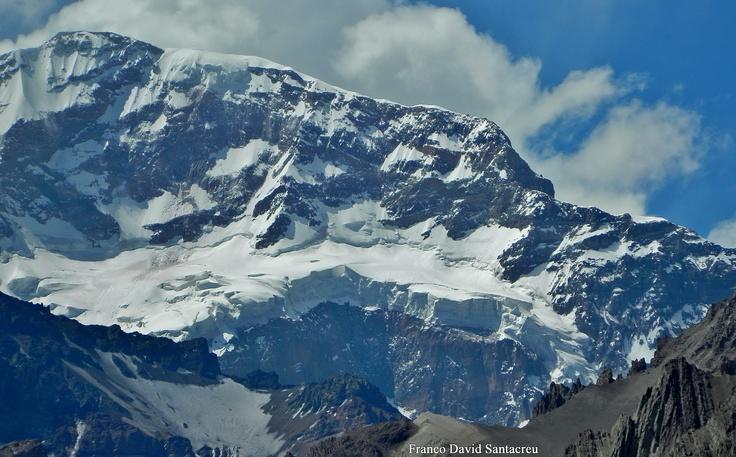 Cerro Aconcagua - Provincia de Mendoza - Argentina