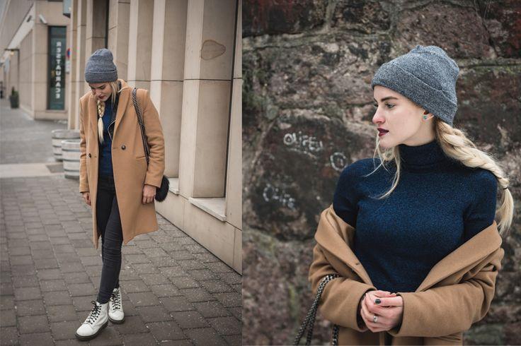 #catwalkjunkie #streetwear #czechrepublic #blogger #camelcoat  #winter #ootd #outfit #inspo #blonde