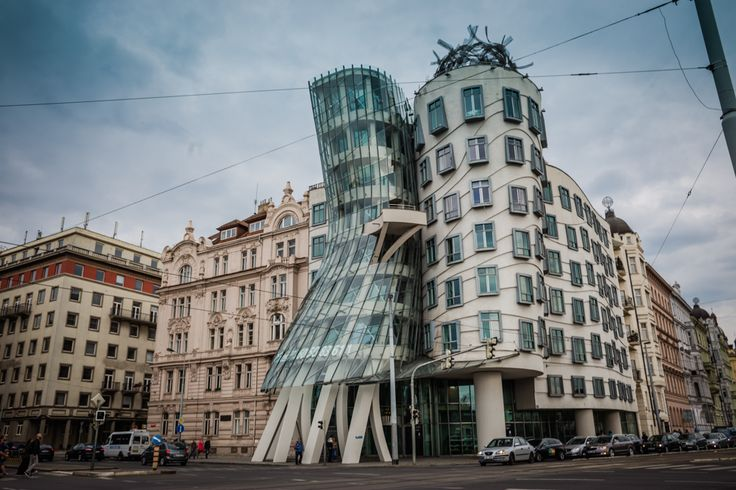 things to do in prague dancing house