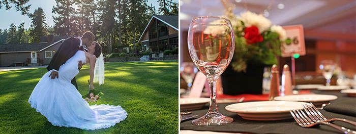 Weddings & Meetings at the Suquamish Clearwater Casino Resort -Suquamish, WA | Suquamish Clearwater Casino Resort