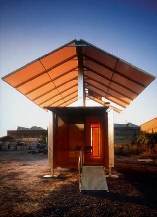 Future Shack by Sean Godsell is an early icon of Cargotecture and Container Home Design. It was originally designed was to provide low cost / temporary / emergency housing. The work however transce…
