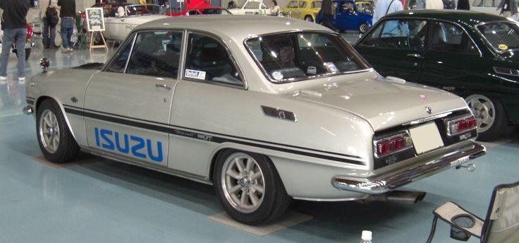Isuzu Billett GT