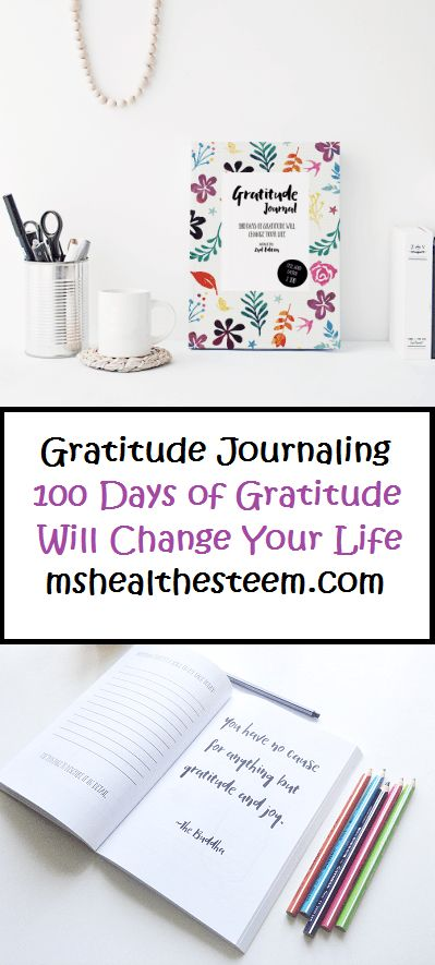 Gratitude Journaling - the simple, daily, self-love ritual you need to try. Foster good health and a positive state of mind. Find out how Gratitude Journaling can benefit your health and how to get started at mshealthesteem.com