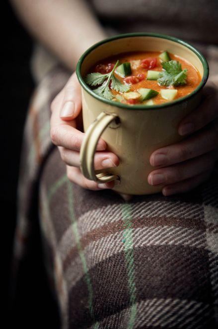 deliving blog: Fotografiar comida está de moda