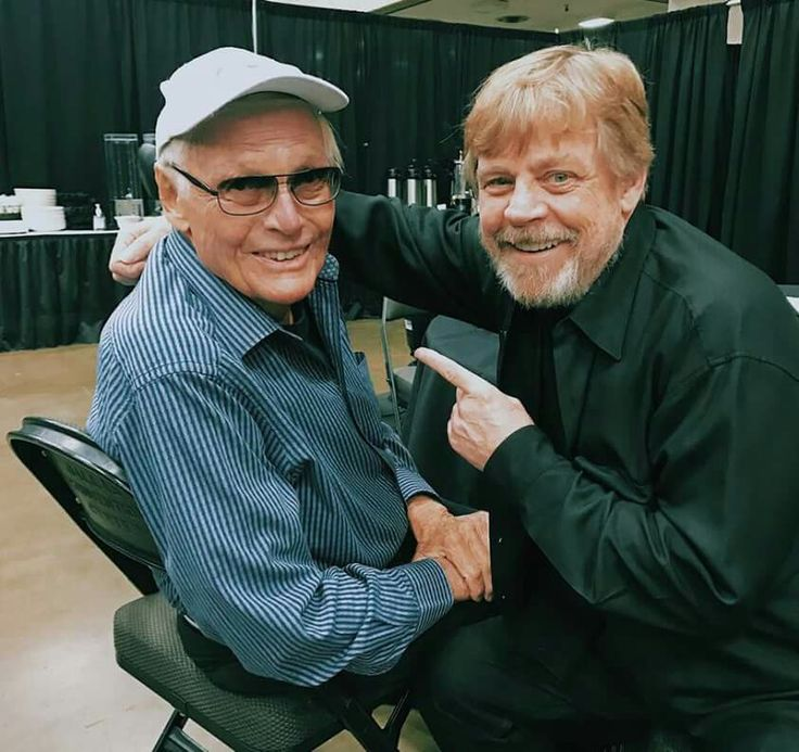 Adam West & Mark Hamill