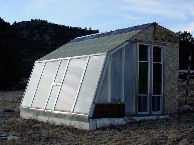 Awesome passive solar greenhouse idea gardening Passive solar greenhouse design plans