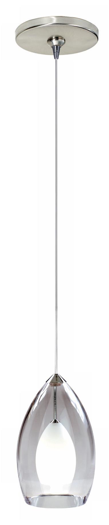 Inner fire glass tech lighting mini pendant