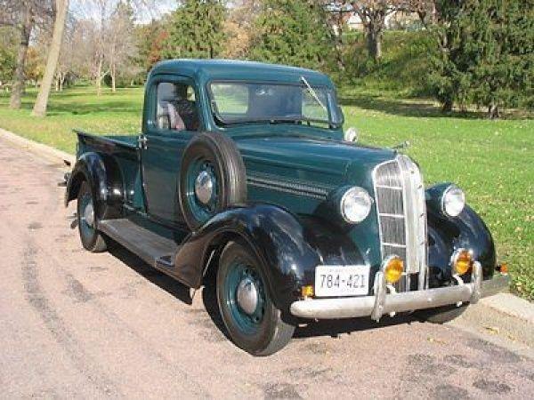 58 best images about 1936 dodge trucks on pinterest. Black Bedroom Furniture Sets. Home Design Ideas