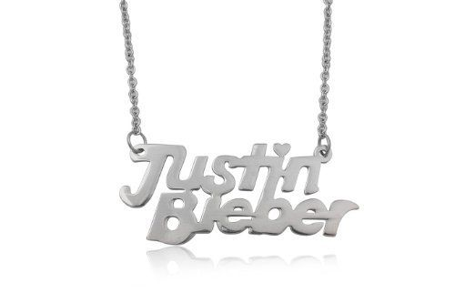 """Stainless Steel """"Justin Bieber"""" Chain Necklace 60cm Length Beta Jewelry. $7.99"""