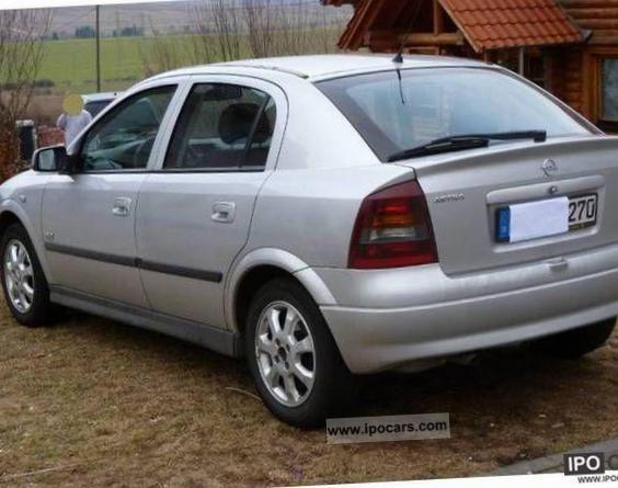 Opel Astra H Caravan specs - http://autotras.com
