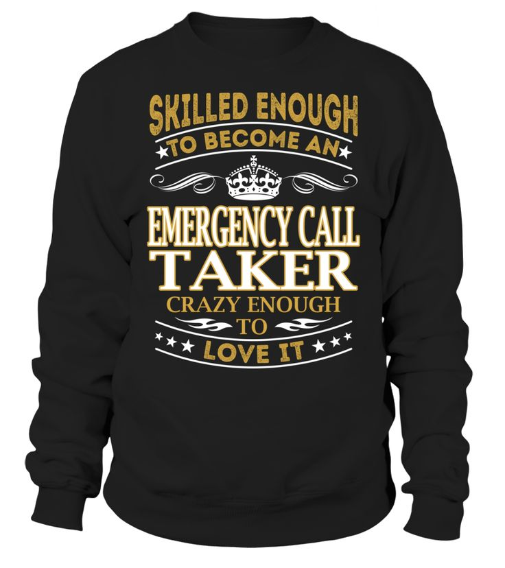 Emergency Call Taker - Skilled Enough To Become #EmergencyCallTaker