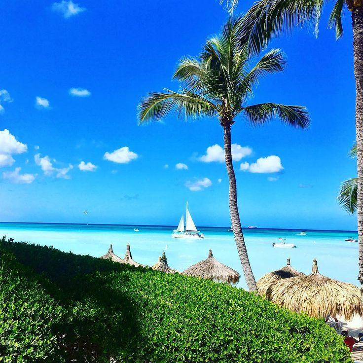 Barcelo Aruba beach