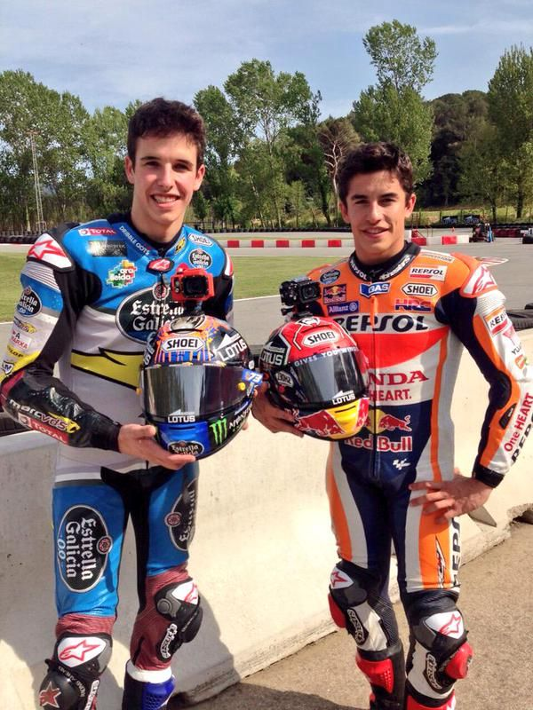 Marc & Alex Marquez