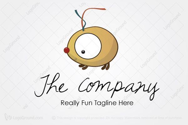 Logo for sale: Cute Animal