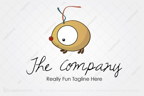 Logo for sale: Cute Animal