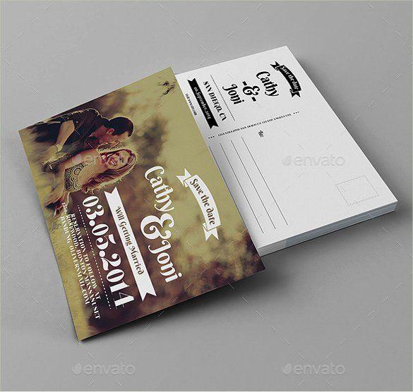 4x6 Postcard Template Photoshop Unique 4 6 Postcard Template 20 Free Psd Vector Eps Ai Postcard Template Vector Business Card Print Design Template
