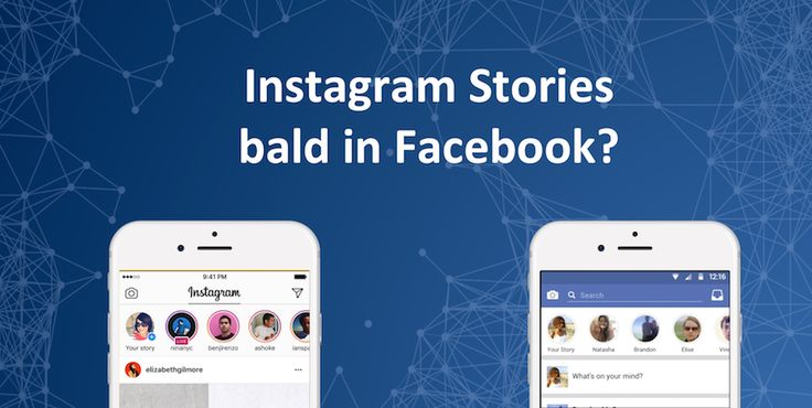 Test: Instagram Stories in Facebook - allfacebook.de
