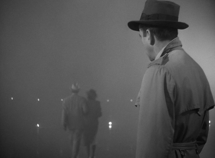 Casablanca, 1942.  129 Of The Most Beautiful Shots In Movie History