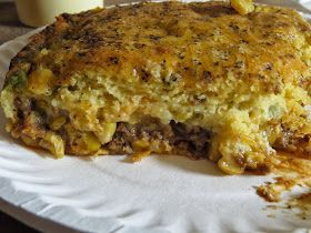 Adventures Of My Life!: Mexican Cornbread Casserole-For You Sandy!