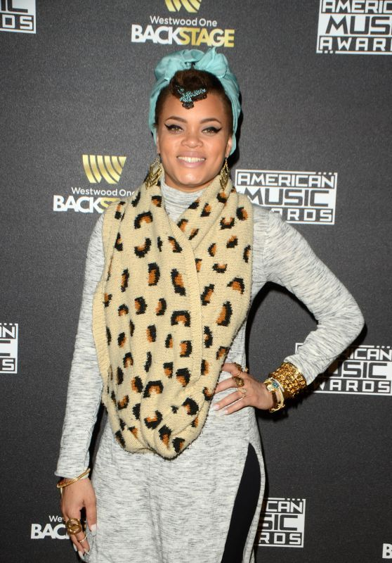 andra day 2017 | Andra Day – Westwood One Presents the American Music Awards 2015 ...
