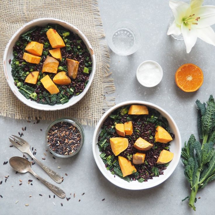 ThisWild rice, Cinnamon Roasted Sweet Potato and Kale Salad is a gorgeous dish to make on a Sunday and enjoy all week long. Ifirst made this dish for a family dinner and it went down such a treat. I love making a few dishes and popping on the table so everyone can help themselves. If... Read more »