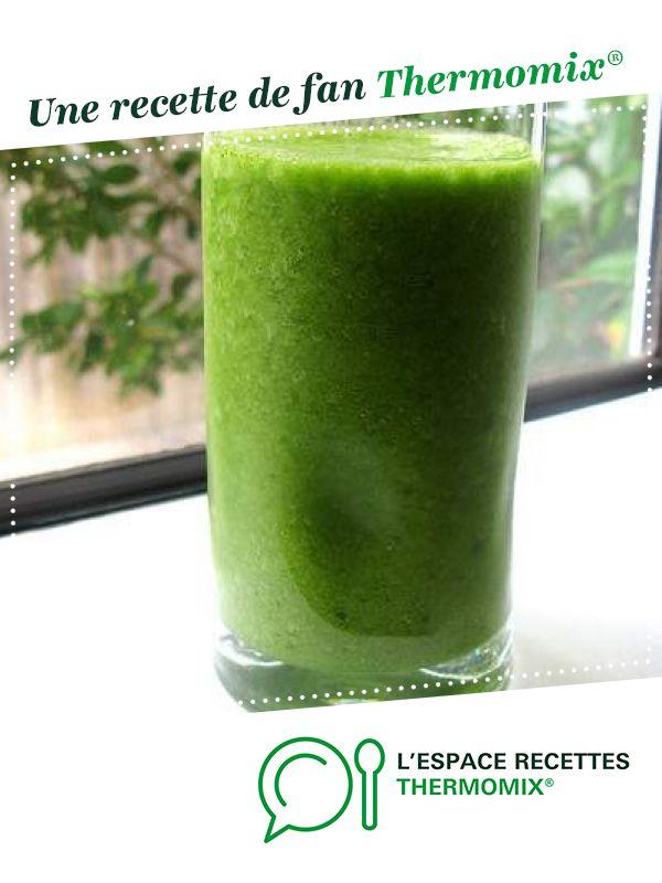 smoothie vert recette)