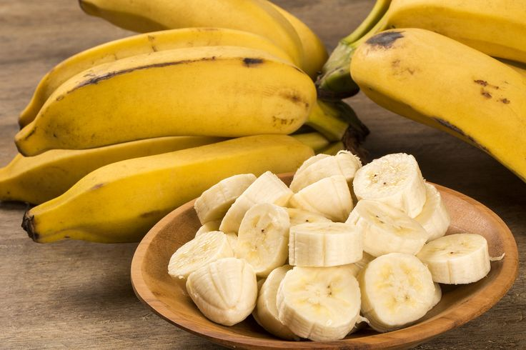 Including bananas in your diet every day can be great for your health in many different ways - not least of all the health of your bones! #healthyeating
