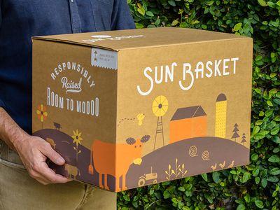 Sun Basket Packaging
