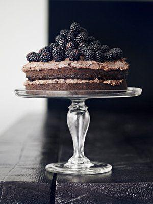 Resepti: Vegaanin suklaakakku
