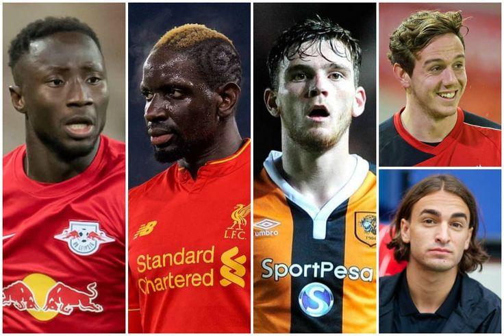 Keita, Ward, Markovic, Sakho & Robertson – Liverpool FC Transfer News Roundup