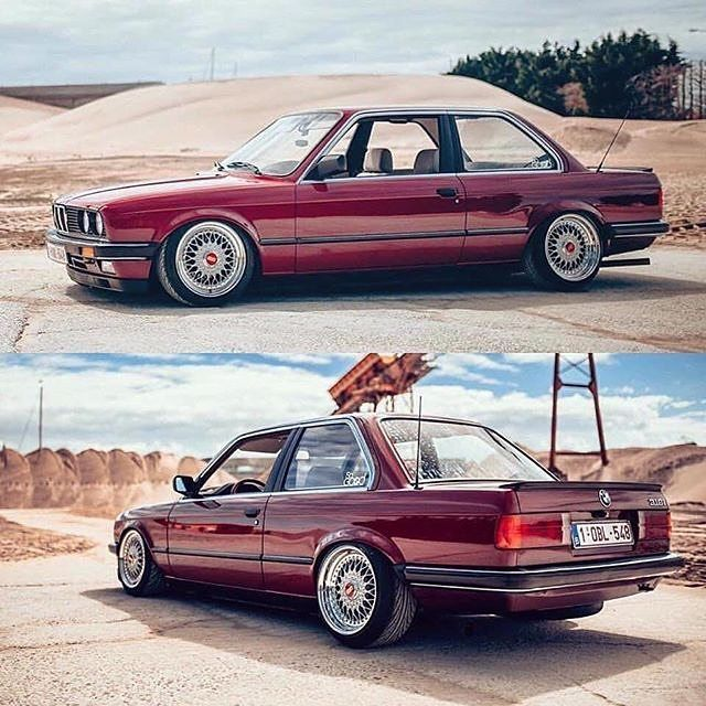 Owner: @borise30 #E30nerds _________________________________ #bmw #e30 #bmwe30…
