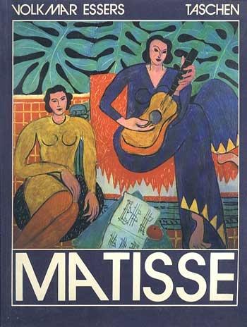 Henri Matisse 1869-1954. Meister der Farbe, Volkmar Essers, Taschen, 1986, http://www.antykwariat.nepo.pl/henri-matisse-18691954-meister-der-farbe-volkmar-essers-p-242.html