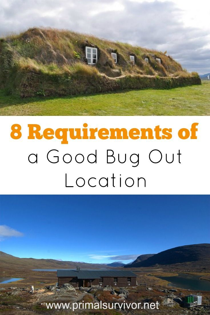 8 Requirements of a Good Bug Out Location. If a major disaster occurs, millions of people will be forced to leave their homes and find some other safe place to live. Let me be clear about something: if you don't secure your safe place before SHTF, then you will be a REFUGEE. You will be left roaming with the masses and fighting for any resources you can find. Let's hope that a disaster never strikes, but let's also be prepared for it by choosing a Bug Out Location before one does