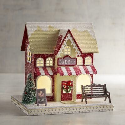 Image result for pier one light up house