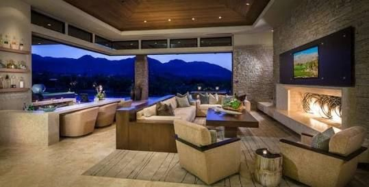 Image result for indoor outdoor rooms
