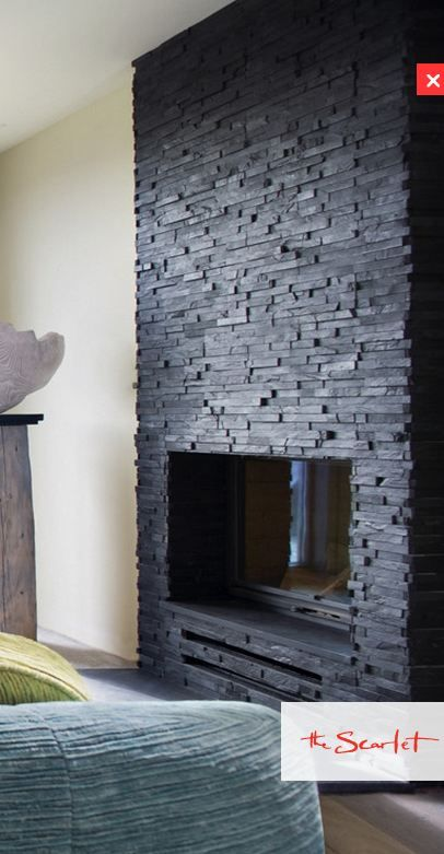 11 best different wall cladding images on pinterest wall for Tiled chimney breast images