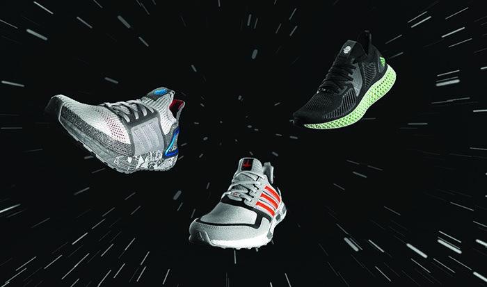 almohadilla Tutor compensación  Adidas Star Wars: Marca lança nova linha de tênis Space Battle | Adidas  star, Adidas, Tenis masculino