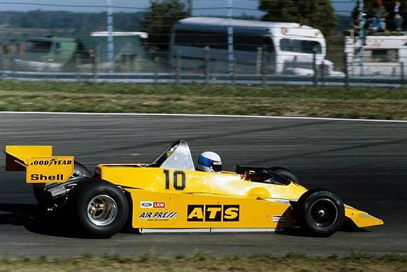 1978 ATS D1 (Keke Rosberg)