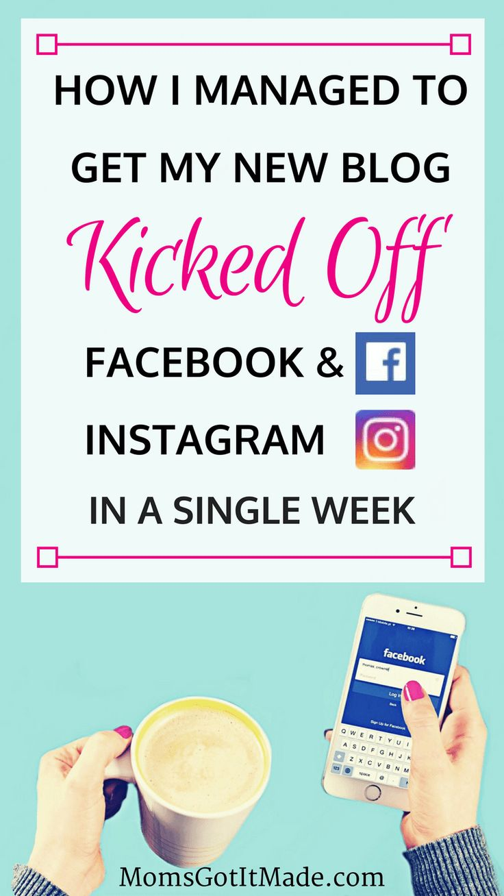 A new blogger's struggle to gain traction on social media (and how she got kicked off of Facebook and Instagram). #SocialMedia #Blogging