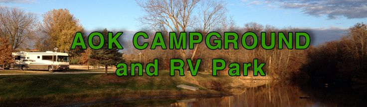 Photos | AOK Campground & RV Park...Rt. Joseph, MO  , northd side...$25 nightly (up to 6) has fishing lake (throw back), pool , dog-friiendly, full hookups, 40 drive-through sites +, wifi included, cable TV $2 daily or $10 weekly. Hi-29 and Hi 71.  , 3miles from restaurants, antique store, and many shops in St. Joseph