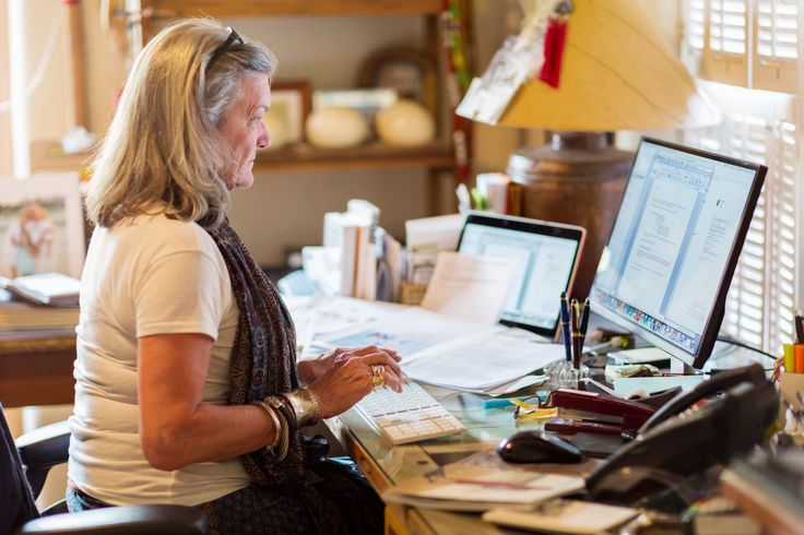 Work At Home Jobs For Seniors And Retirees