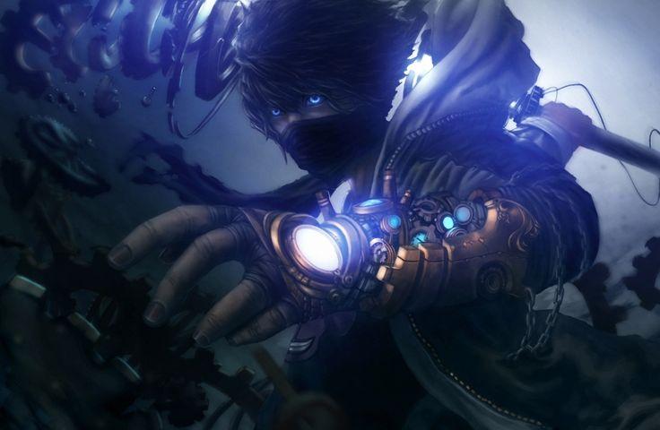 Steampunk Warriors Men Hands Fantasy